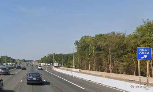 va interstate66 i66 virginia manassas welcome center westbound mile marker 48 entrance