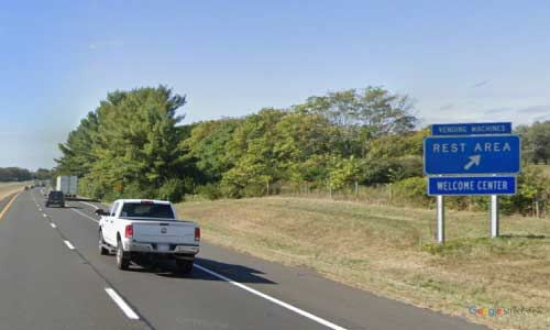 va interstate81 i81 virginia clear brook welcome center southbound mile marker 320 entrance