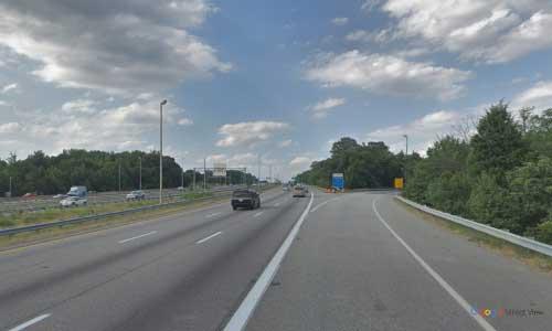 va interstate95 i95 virginia dale city car only rest area northbound mile marker 155 entrance